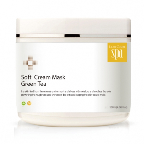 Soft Cream Pack Green Tea