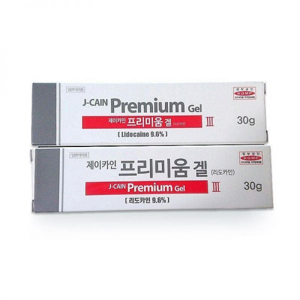 J-CAIN-Premium-Gel-Lidocaine-9-6-30g-PDO-Thread-Anesthetic-Skin-Numbing-Cream