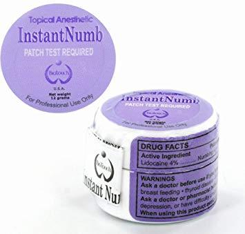 12g Instant Numb Cream